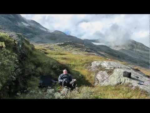 Slow TV Норвегия электронная музыка Romsdal Part I: Spooky Mountains Norway