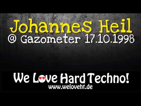 Johannes Heil  Live @ Gazometer 17.10.1998