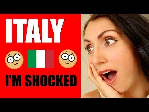 Italia vs UK : 10 SCIOCCANTI differenze