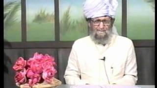 Urdu Dars Malfoozat #124, So Said Hazrat Mirza Ghulam Ahmad Qadiani(as), Islam Ahmadiyya