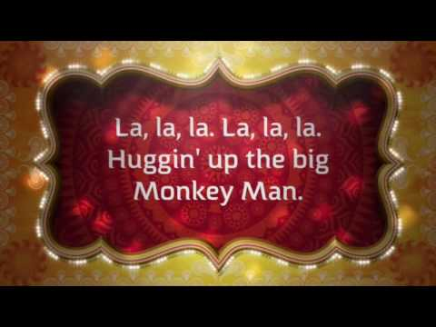 Monkey Man. Kids video clip