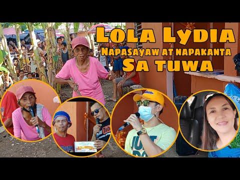 Ribbon Cutting sa Bahay ni Lola Lydia at Armando | Val Santos Matubang at Kalingap Rab -  (2020)