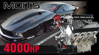 Australia's quickest Doorslammer | MOITS Racing