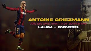 🇪🇸 LaLiga 🔥 Tous les buts d'Antoine Griezmann avec le FC Barcelone cette saison !