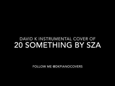 20 Something SZA Instrumental Cover