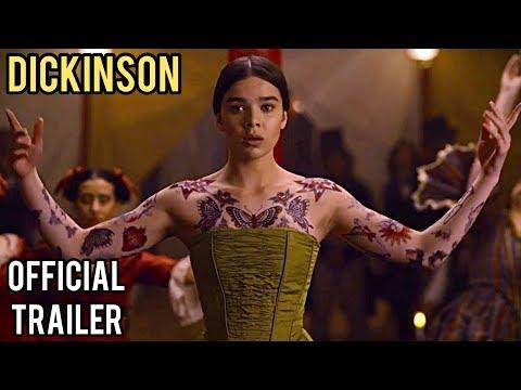 Дикинсон / Dickinson | 1 сезон - Официальный трейлер (2019)