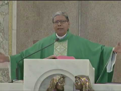 Homilia 03 Nov 2017 Sex 08h   Pe  José Ramos, Superior Provincial dos CRSP