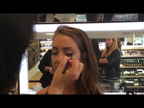 How to Get the Perfect Cat Eye with Sephora | Marie Claire