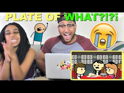 Cyanide & Happiness Compilation #4 Reaction!!!