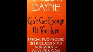Taylor Dayne - Can't Get Enough Of Your Love [C+C Extended Club Mix II]
