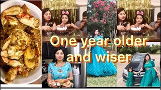 କଙ୍କଡା ତରକାରୀ || Birthday Special Vlog || Independence Day 🇺🇸 ||Odia Vlogger in the USA||Odia Vlog