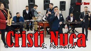 Cristi Nuca si Orchestra - Live Show - Targu Jiu - Revelionul Lautarilor 2019 - Tiara Ev ...