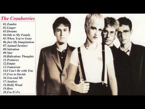 Best Songs Of The Cranberries - The Cranberries Greatest Hits Full Album Live