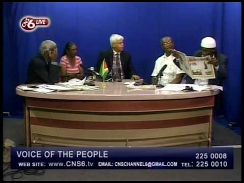 Voice of the People Guyana 3rd June 2017