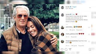 Lara Álvarez deja las redes sociales por un tiempo