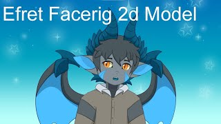 Efret 2D Facerig Showcase. Who can count to ten?