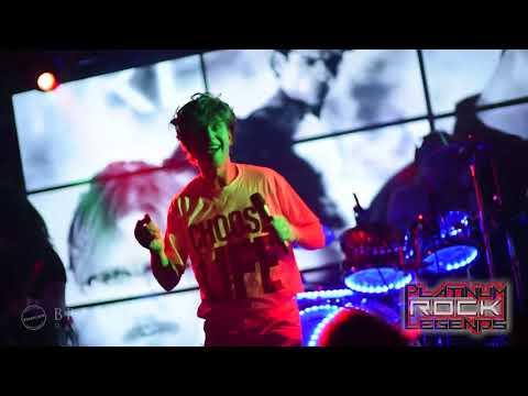 Platinum Rock Legends Promo with Live Music, Short Version