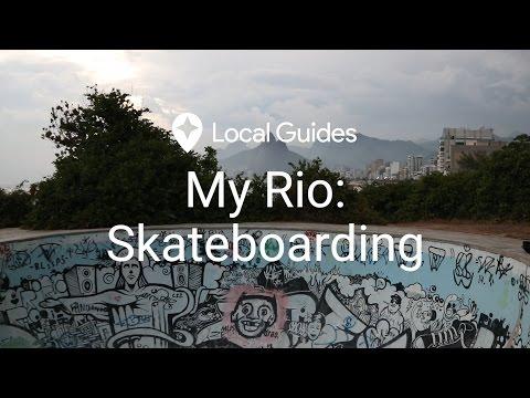 The Hidden Skate Parks Of Rio De Janeiro  - My Rio, Episode 1