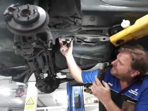 Mazda3 fuel filter. Cheap servicing.... - YouTube YouTube