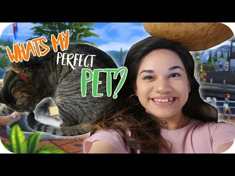 WHATS MY PERFECT PET??? | CATS AND DOGS | THE SIMS 4