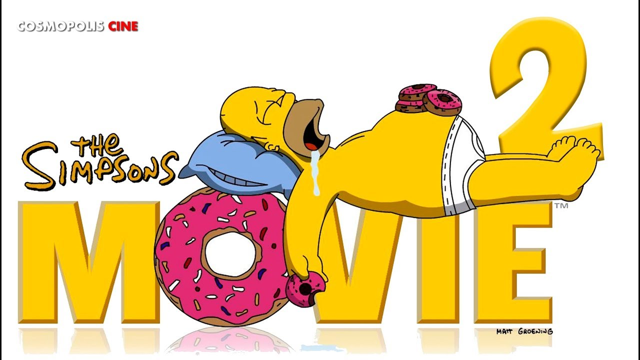 Productor De The Simpsons Movie 2 Revela Informacion De La Pelicula Youtube