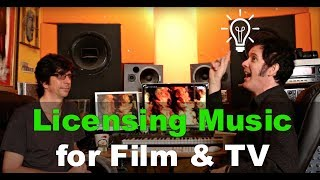 Licensing Music for Film & TV and Music Production with Jon Mattox - Produce Like A Pro