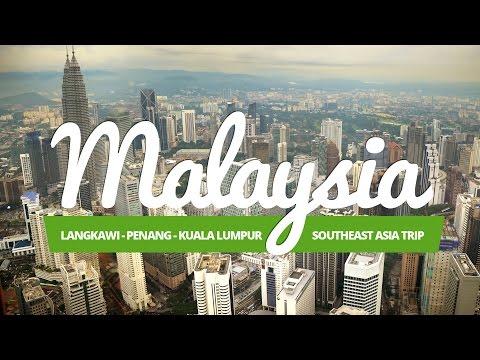 Malaysia Trip - Langkawi, Penang, Kuala Lumpur