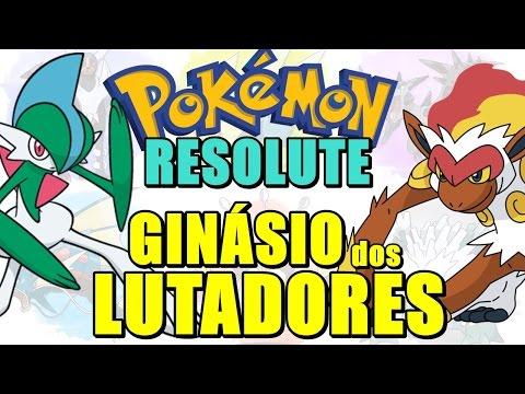 Pokémon Resolute (Detonado - Parte 15) - Ginásio dos Lutadores de Cedar