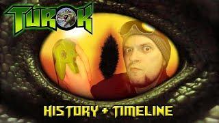 TUROK History! Die Geschichte des Dinosaurierjägers (Games + Story)
