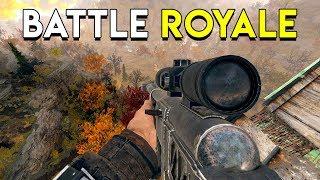 We Won a Fallout 76 Battle Royale! (Nuclear Winter)