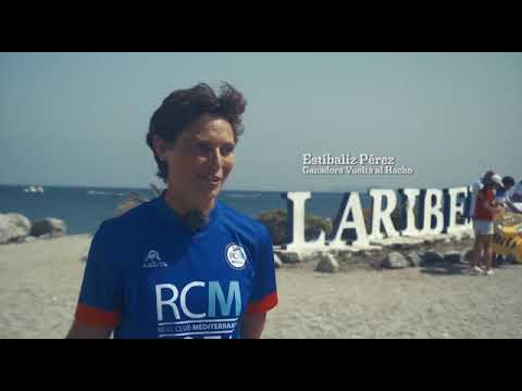 La Vuelta al Hacho a nado muestra Ceuta al mundo
