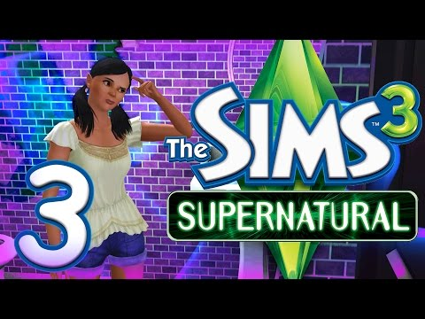 Sims 3 [Supernatural Ep.3] - Wings!