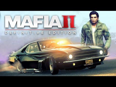 Mafia 2 Remastered: машина ЛИНКОЛЬНА, отсутствие PhysX, сравнение ДО и ПОСЛЕ (Новый контент)