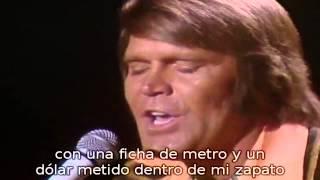 Glen Campbell   Rhinestone Cowboy  Sub   Español