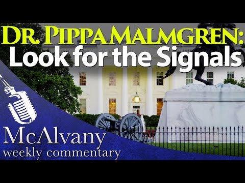 Dr. Pippa Malmgren: Look for the Signals | McAlvany Weekly Commentary 2015
