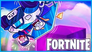 FUN *ANTI-GRAVITY* CUBE Tricks in Fortnite: Battle Royale! (Fortnite Funny Moments & Fails)