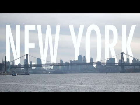 Creatives In New York // Travel Film