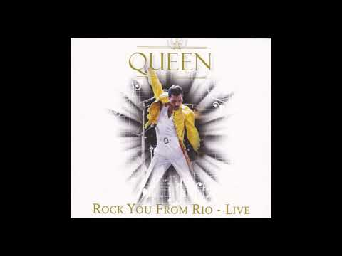 06 Queen - Now I'm Here - Rock You From Rio - Live 1985