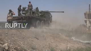 Syria: SAA units retake villages in southern Idlib countryside