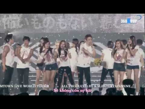 [Vietsub][Perf] SM Artists - Hope @ SM Town World Tour III in Tokyo {T-Express Team}[360kpop]