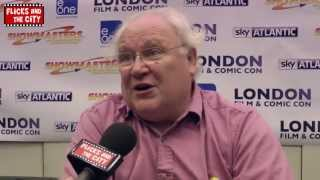 Colin Baker Doctor Who Interview on New Doctor