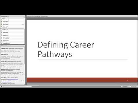 Administrators Forum   Career Pathways 12142015