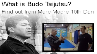 What is Budo Taijutsu? Find out from Marc Moore 10th Dan from Budo Warrior Schools
