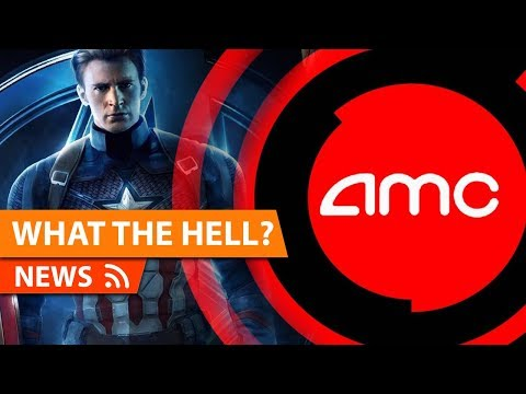 Avengers Endgame AMC Adds Record Number of Round-the-Clock Showings