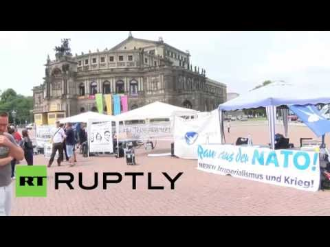Germany: Bilderberg group arrives for secretive Dresden meeting