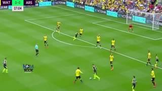 Arsenal vs watford 3-1 All Goals & Highlights 27/8/2016