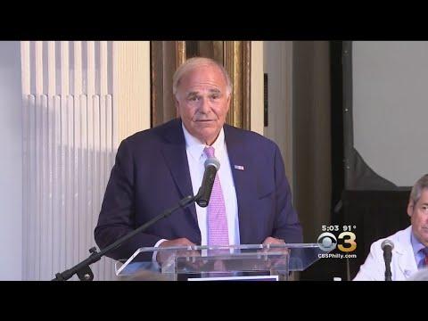 Former Philadelphia Mayor, Pennsylvania Governor Ed Rendell Receiving Treatment For Parkinson's Dise