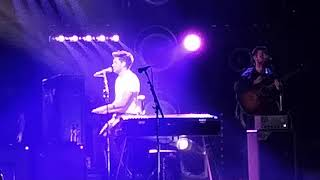 Niall Horan - Speaking and Why Did It Take So Long - Flicker World Tour Lisbon (Portugal)