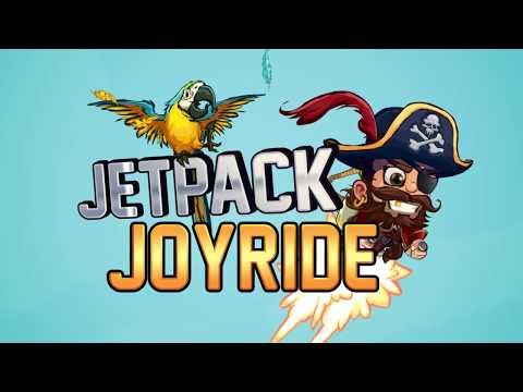 Jetpack Joyride - Pirate Update Teaser