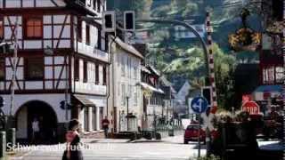 Alpirsbach im oberen Kinzigtal